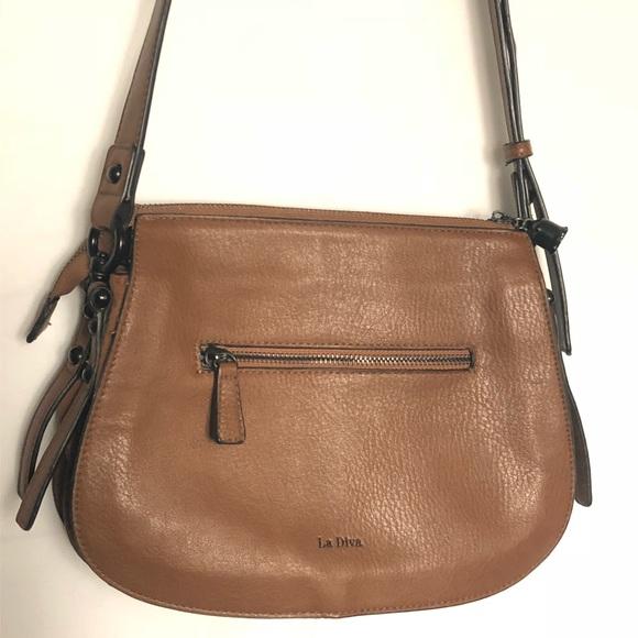 ac26bea6f739 LA DIVA Handbags - LA DIVA CROSSBODY